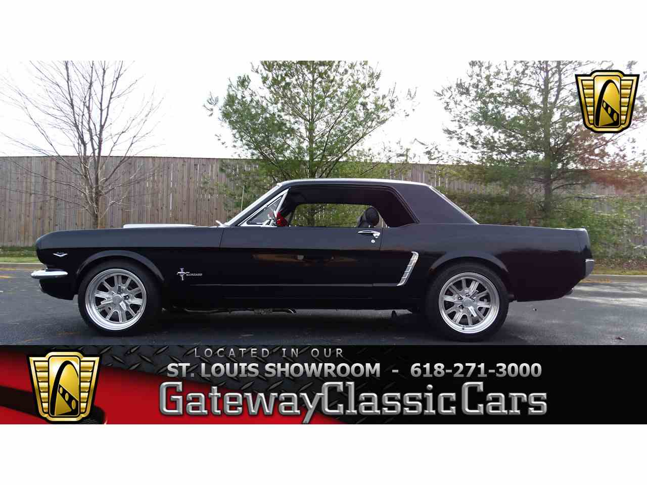 1965 Ford Mustang for Sale - CC-1048464