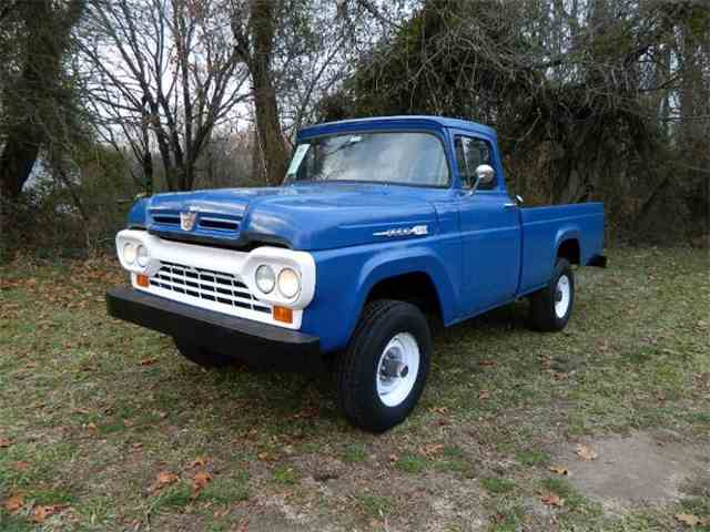 Picture of '60 F100 - MH03