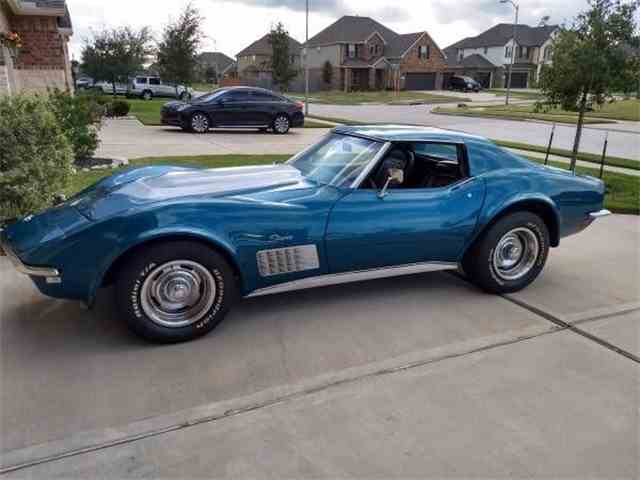 1970 Chevrolet Corvette | 1048469