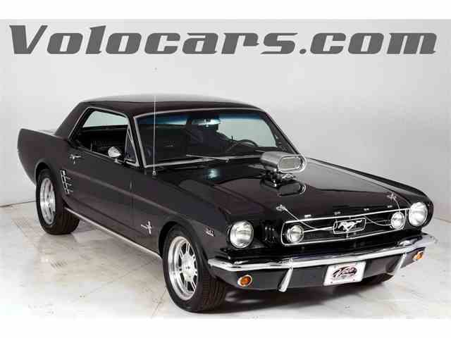 Picture of '66 Mustang - MH0D