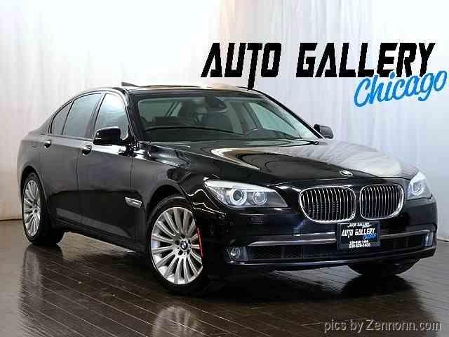 2012 BMW 7 Series | 1048507