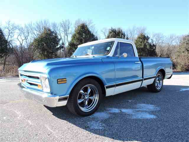 Picture of '68 C10 - MH1H