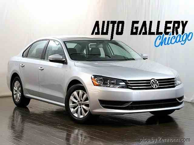 Picture of '14 Passat - MH1K