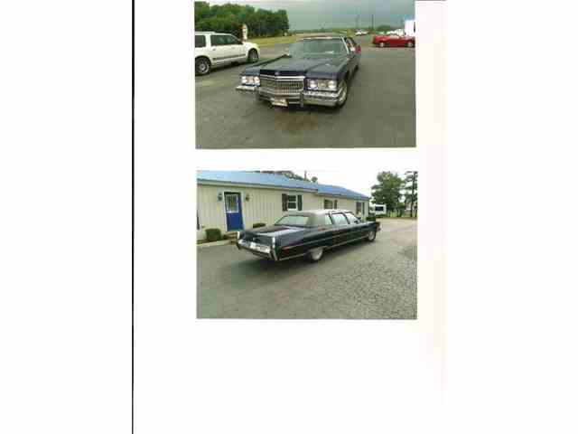Picture of Classic 1973 Fleetwood located in Maryland - $15,900.00 Offered by Eric's Muscle Cars - MH1S