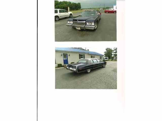 1973 Cadillac Fleetwood | 1048528