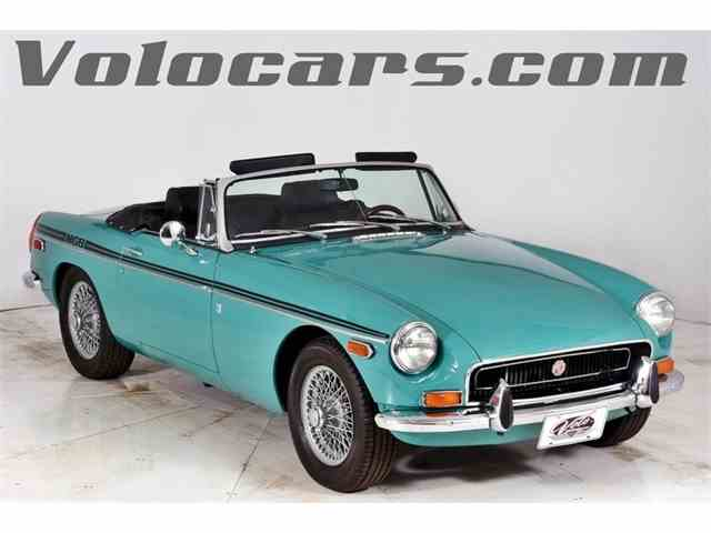 Picture of '72 MGB - MH1X