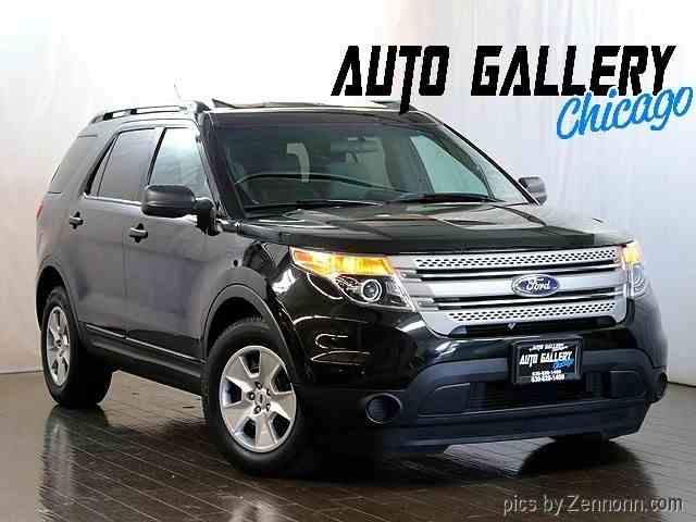 2013 Ford Explorer | 1048535