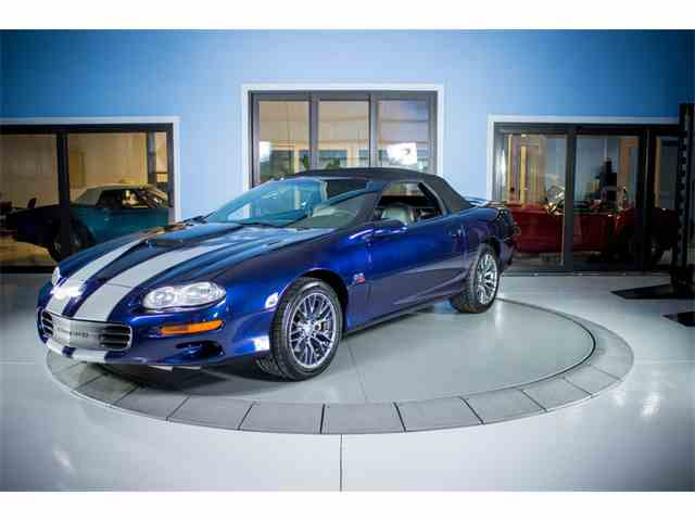 Picture of 2002 Chevrolet Camaro SS-SLP 35th Anniversary Edition located in Palmetto Florida - $23,997.00 - MH20