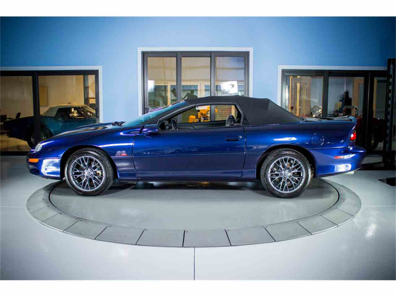 2002 Chevrolet Camaro SS-SLP 35th Anniversary Edition for Sale ...