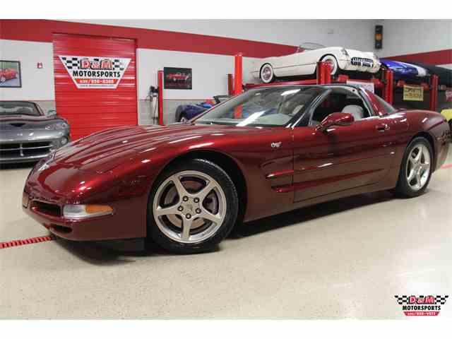 2003 Chevrolet Corvette | 1048538