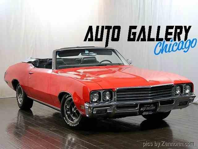 1971 Buick Skylark | 1048544