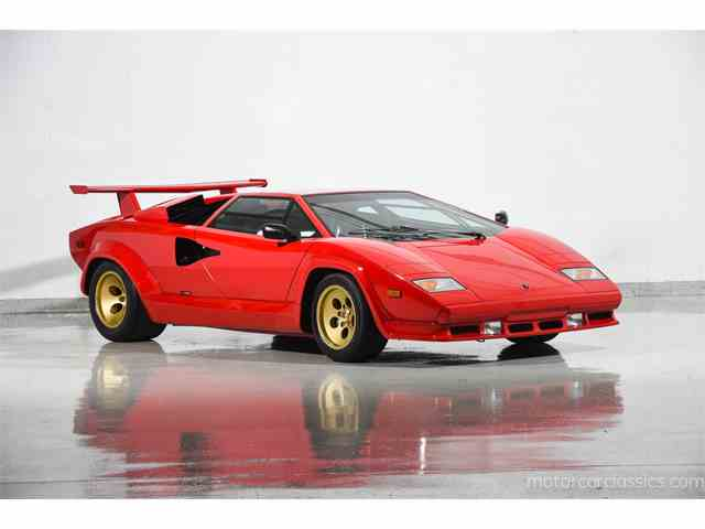 Picture of '87 Countach - MH2H
