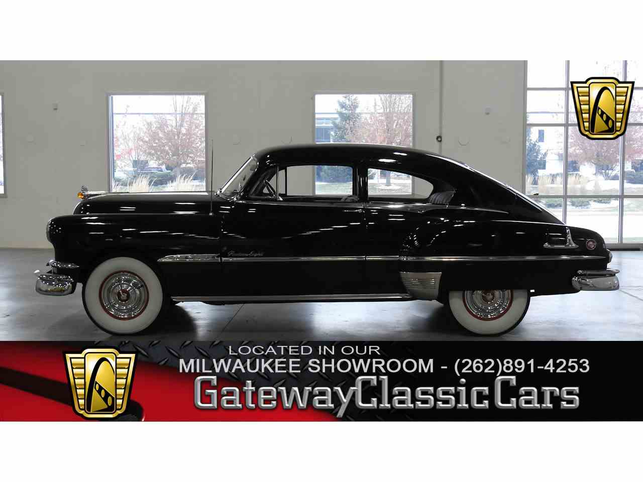 Large Picture of 1951 Pontiac Eight located in Wisconsin Offered by Gateway Classic Cars - Milwaukee - MB4O