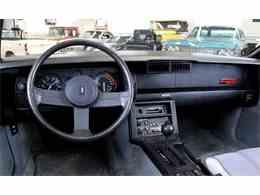 1985 Chevrolet Camaro for Sale - CC-1048561