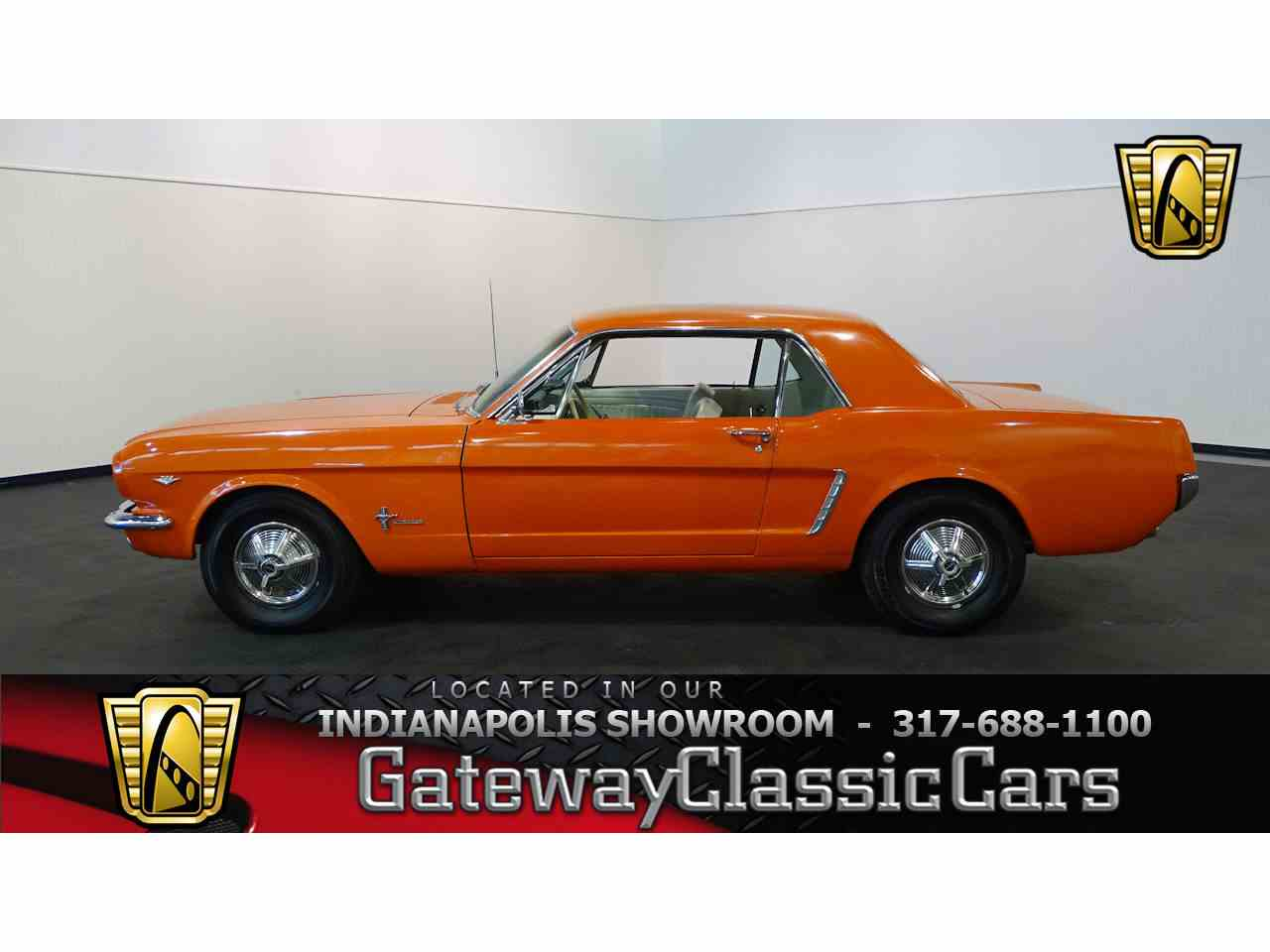 1965 Ford Mustang for Sale - CC-1040857