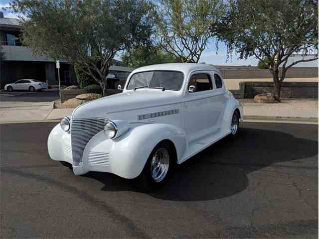 Picture of 1939 Chevrolet Deluxe - MH33
