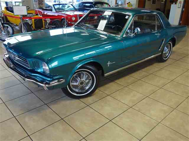 Picture of '65 Mustang - MH3A