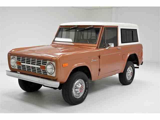 Picture of '77 Bronco - MH3G