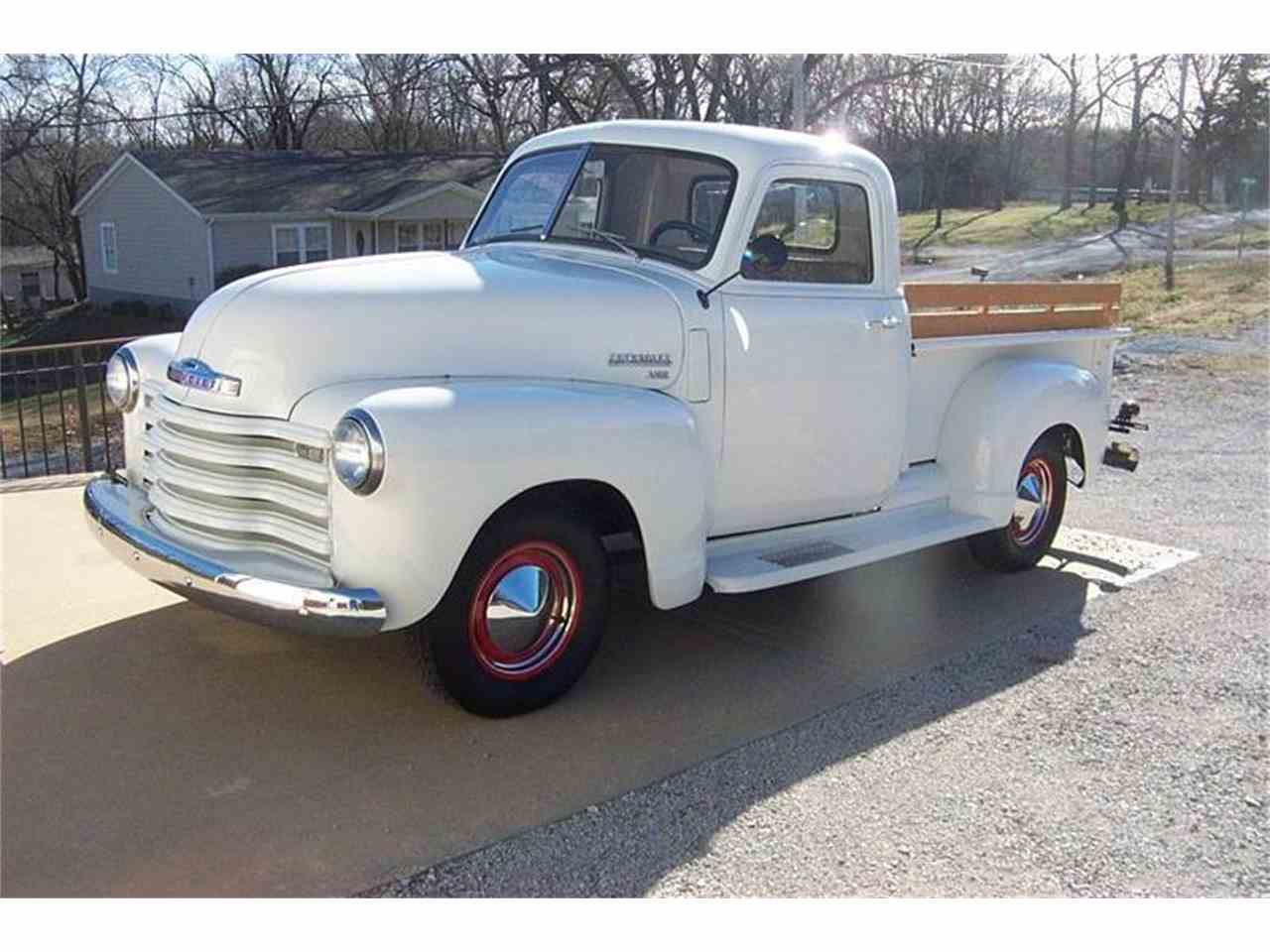 Large Picture of Classic 1950 3100 Offered by Good Time Classics - MH3L