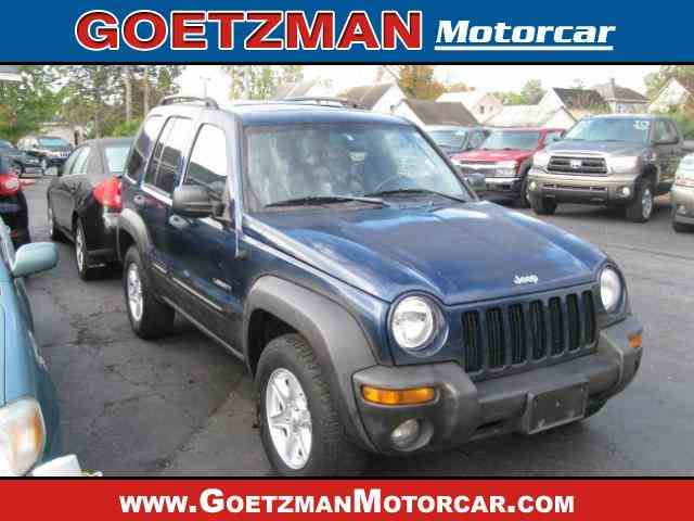2004 Jeep Liberty | 1048597