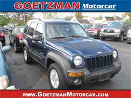 2004 Jeep Liberty for Sale - CC-1048597