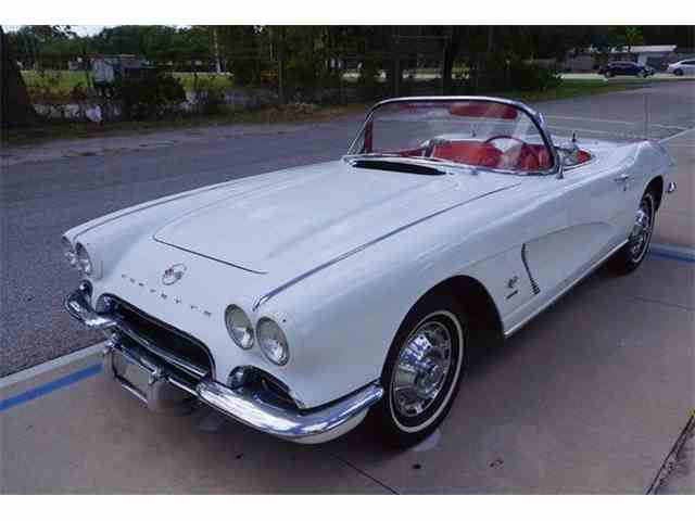 1962 Chevrolet Corvette Fuelie Convertible | 1040860