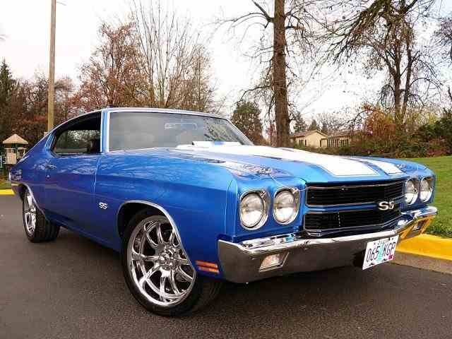 Picture of '70 Chevelle SS - MH3S