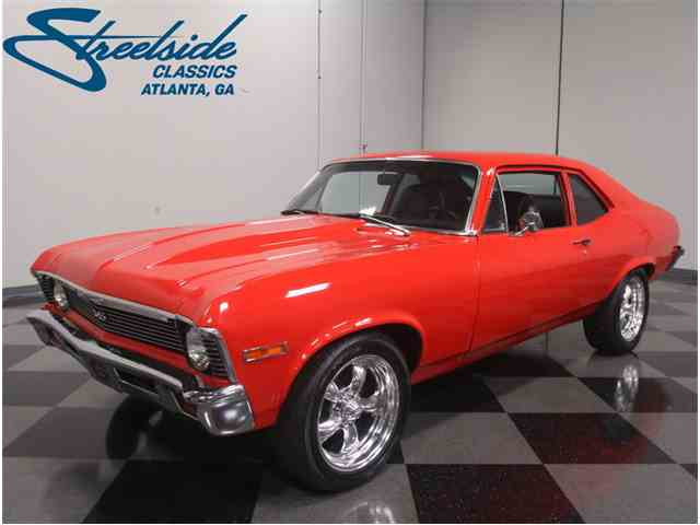 Picture of Classic 1972 Nova SS - $29,995.00 Offered by Streetside Classics - Atlanta - MH3Y
