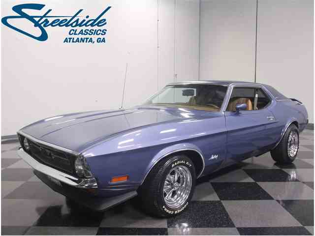1971 Ford Mustang | 1048616