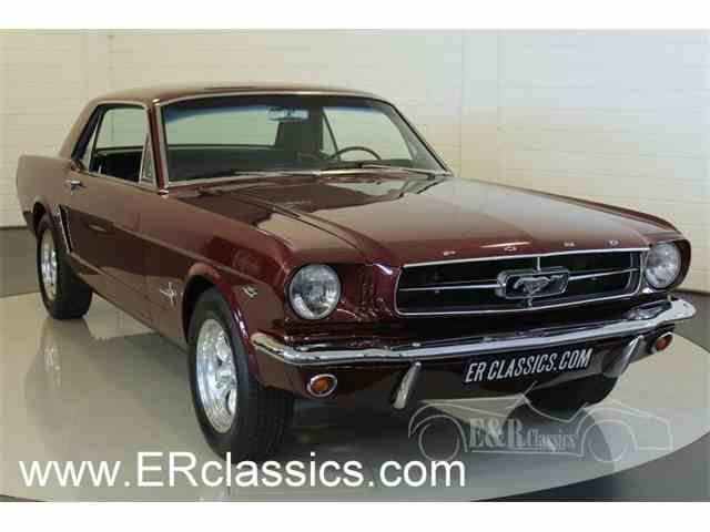 Picture of '65 Mustang - MH4A