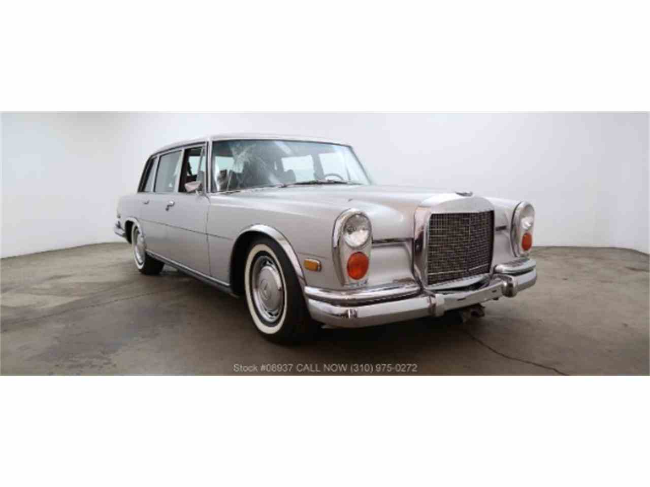 Large Picture of Classic 1971 Mercedes-Benz 600 located in Beverly Hills California Offered by Beverly Hills Car Club - MB4U