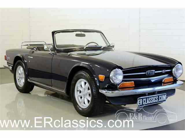 Picture of '70 TR6 - MH4C