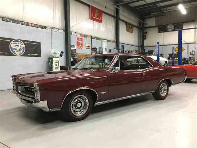 Picture of Classic 1966 Pontiac GTO - $58,900.00 Offered by BlueLine Classics - MH4D