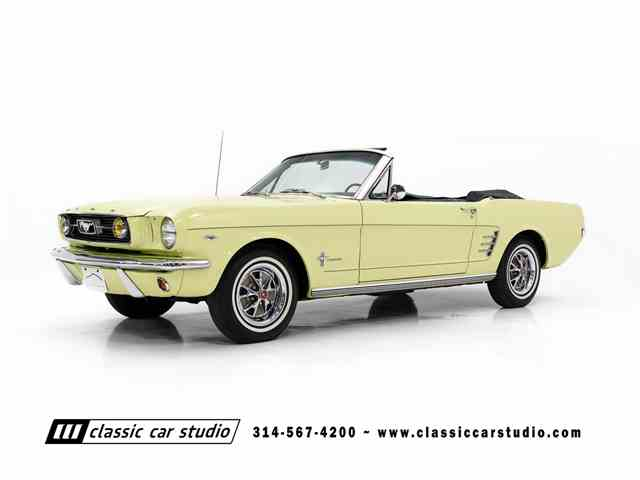 Picture of '66 Mustang - MH4H