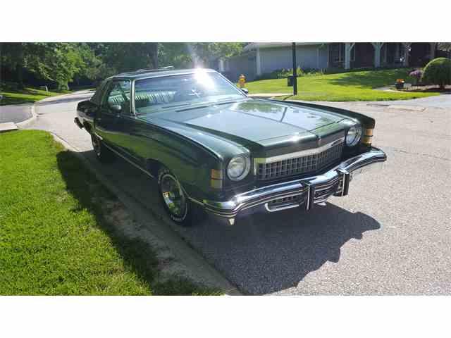 1974 Chevrolet Monte Carlo Landau | 1048634