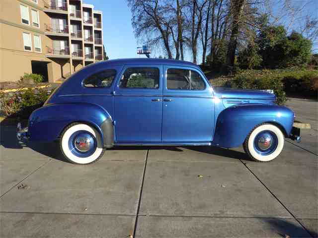 1940 Plymouth Sedan | 1048637