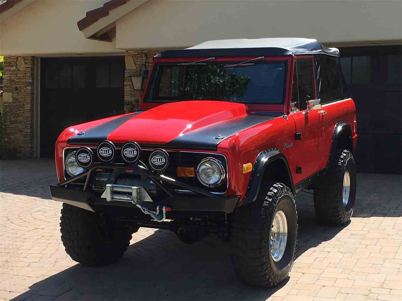 1970 ford bronco for sale cc 1048639. Black Bedroom Furniture Sets. Home Design Ideas