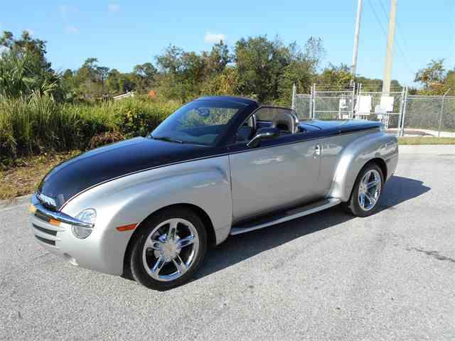 2006 Chevrolet SSR | 1048653