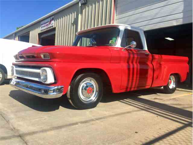 Picture of 1966 Chevrolet C10 - $22,900.00 Offered by Monaco Luxury - MH5L