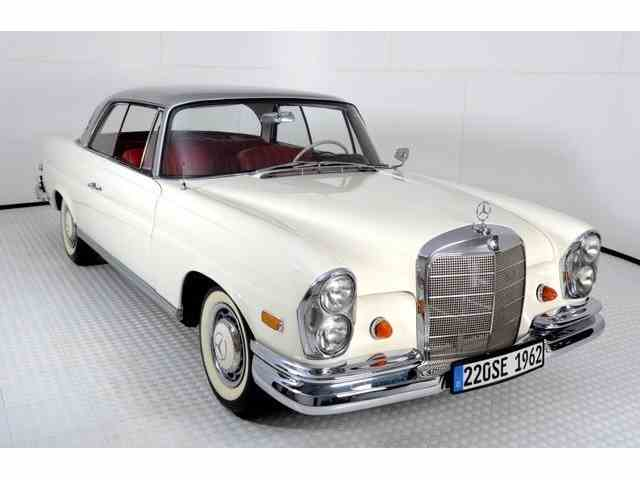 1962 Mercedes-Benz 220 | 1048670