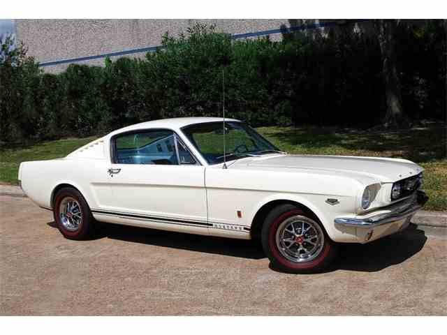 Picture of '66 Mustang - MH5R