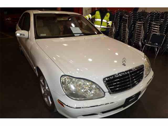 2005 Mercedes-Benz S500 | 1048683