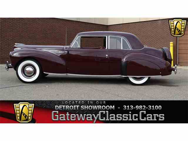 Picture of '41 Continental located in Michigan - $66,000.00 - MB51