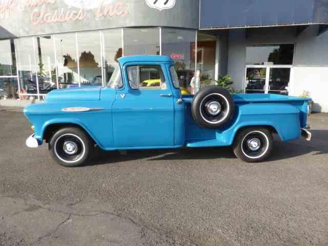 1957 Chevrolet Pickup | 1048692