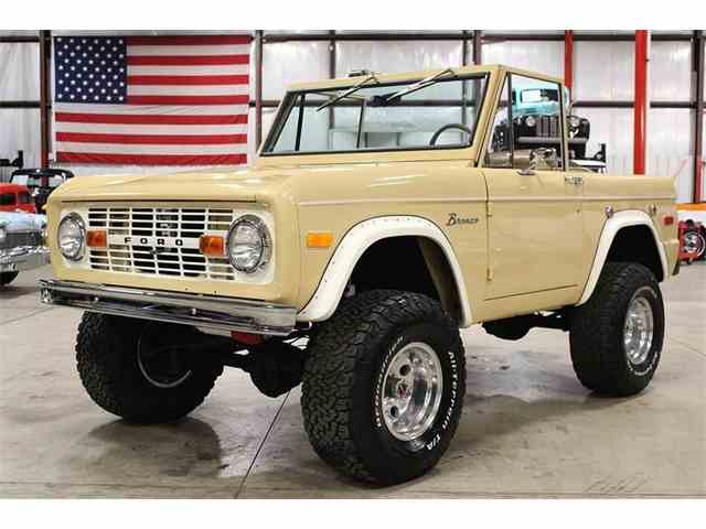 Picture of '72 Bronco - MH6I