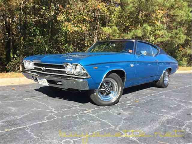 1969 Chevrolet Chevelle | 1040870