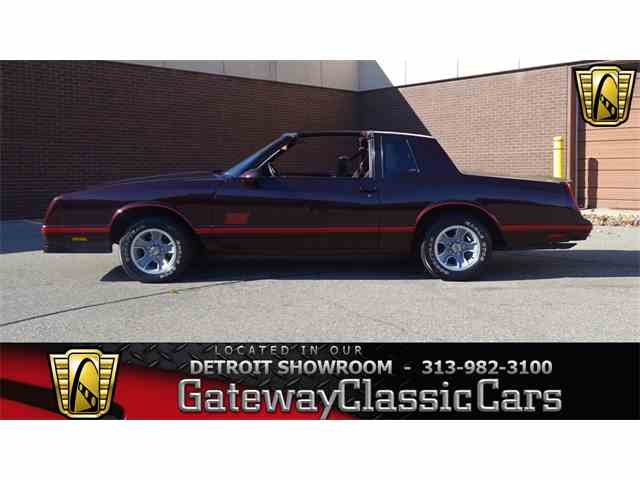 1988 Chevrolet Monte Carlo   1040871