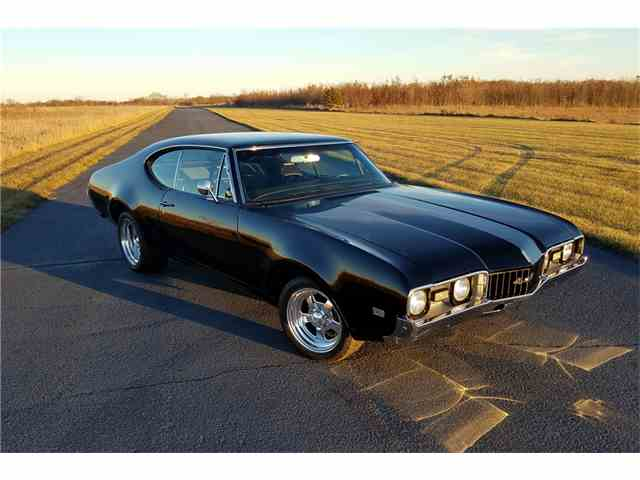 Picture of '68 Cutlass - MH6V