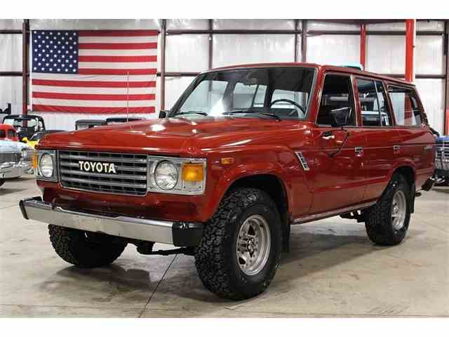 Picture of '81 Land Cruiser FJ - MH72
