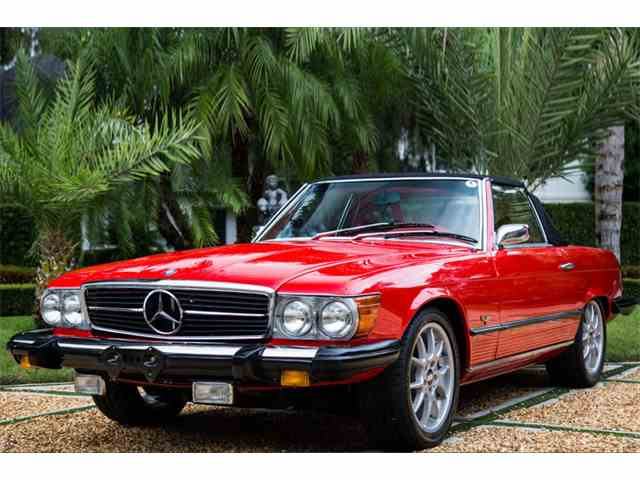 Picture of '74 Mercedes-Benz 450SL Auction Vehicle - MH79